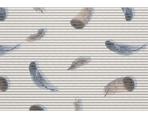 Anti-Rutsch-Matte Weichschaum Feather 50x80 cm