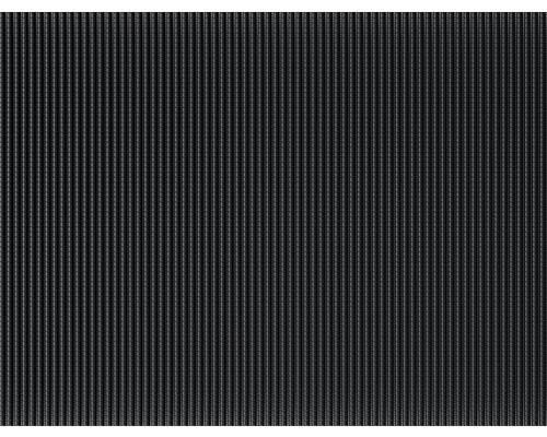 Tapis antidérapant en mousse souple noir 65x180cm