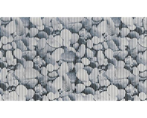 Tapis antidérapant Stones largeur 65cm (au mètre)