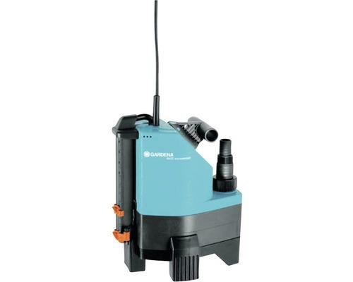 Pompe submersible pour eaux usées GARDENA Comfort 8500 aquasensor