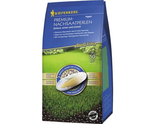 Semences de gazon Kiepenkerl perles de réensemencement Premium 1,5kg 50m²