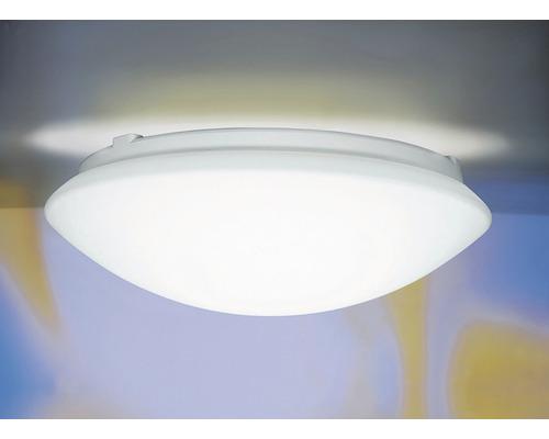 Plafonnier à capteur Steinel RS16L blanc 1 ampoule Ø 275mm