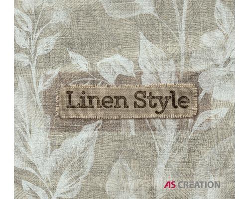 Prêt de catalogue de papiers peints Linen Style