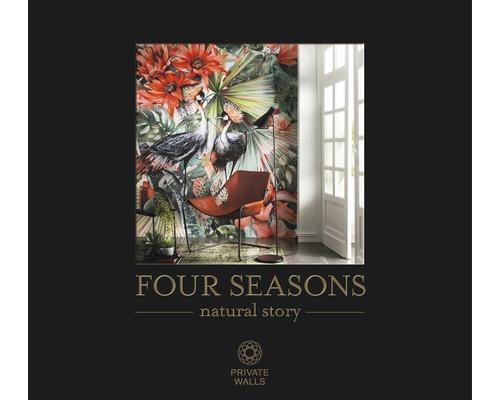 Prêt de catalogue de papiers peints Four Seasons