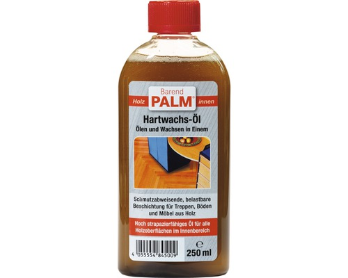 Huile-cire Barend Palm transparent 250 ml