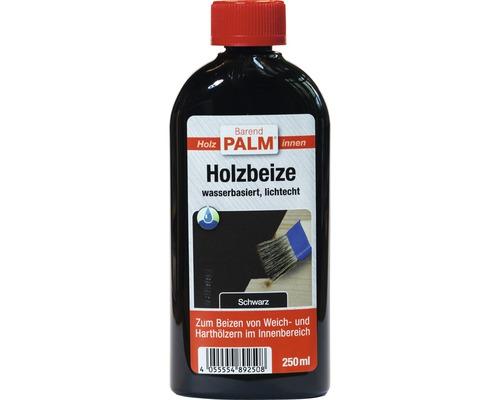 Teinte à bois Barend Palm noir 250 ml