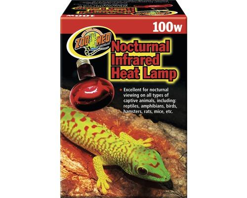 Wärmequelle ZOO MED Nocturnal Infrarot Strahler 100 W