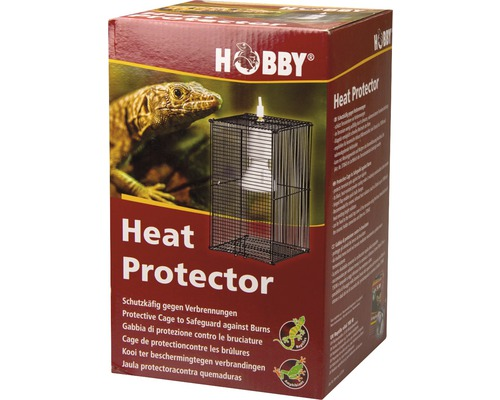 Cage de protection HOBBY Heat Protector 15x15x25cm