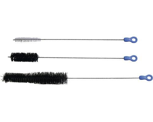 Ensemble de brosses de nettoyage pour tuyau HOBBY 37cm 1,5/2,5/3,5m