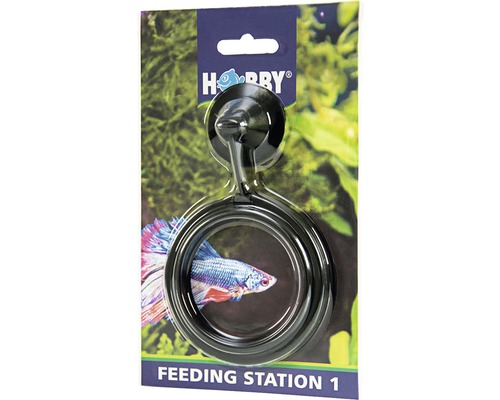 Anneau de nourrissage HOBBY Feeding Station 1 rond 7,5 cm
