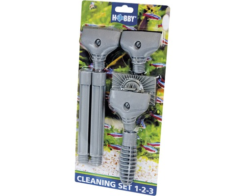 Raclette HOBBY Cleaning Set 1-2-3