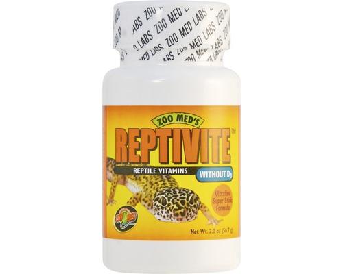 Vitamines ZOO MED Reptivite sans D3 57 g