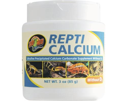 Calcium pour reptiles ZOO MED Repti Calcium sans D3 85 g