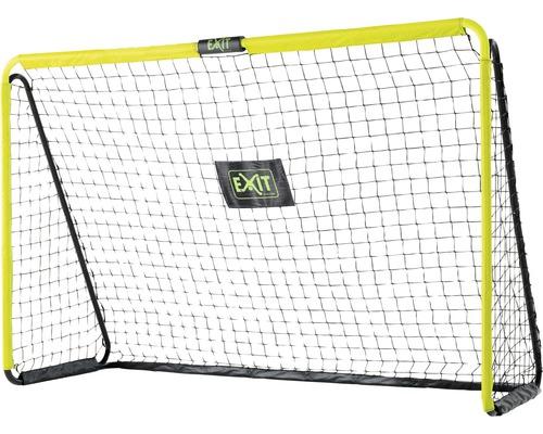 Cage de foot EXIT Tor Tempo 2400 246x90x160 cm noir/vert