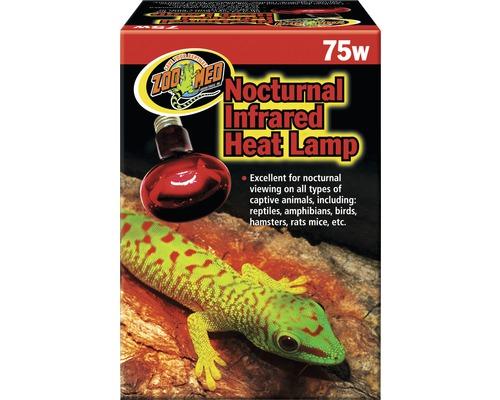 Wärmequelle ZOO MED Nocturnal Infrarot Strahler 75 W