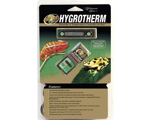 Thermostat et hygrostat Controller ZOO MED Hygrotherm®