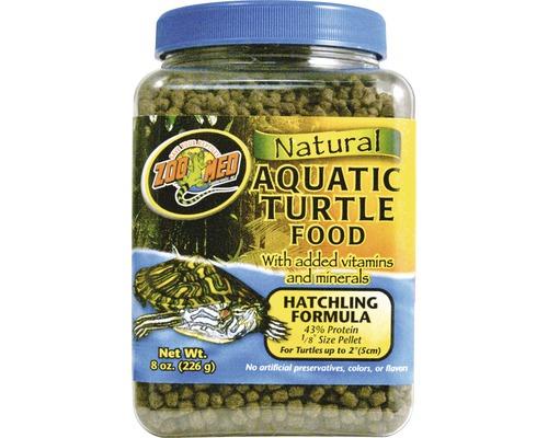 Nourriture en pellets pour tortues d'eau ZOO MED Natural Aquatic Turtle Food Hatchling 226 g