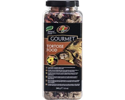 Nourriture pour tortues terrestres ZOO MED Gourmet Tortoise Food 340 g