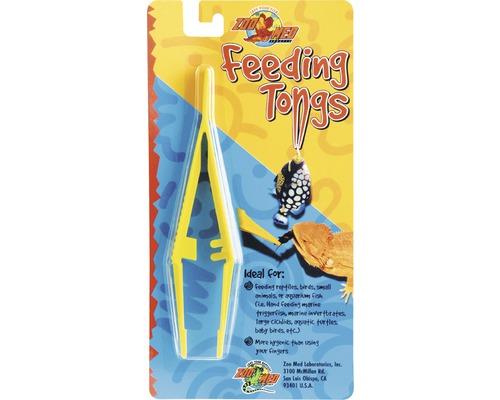 Pince à nourriture ZOO MED plastique 15 cm