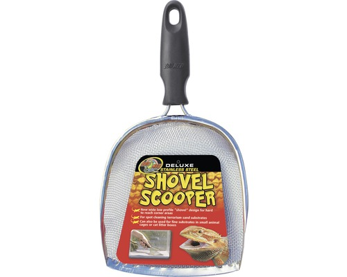 Tamis à sable ZOO MED Deluxe Shovel Scooper