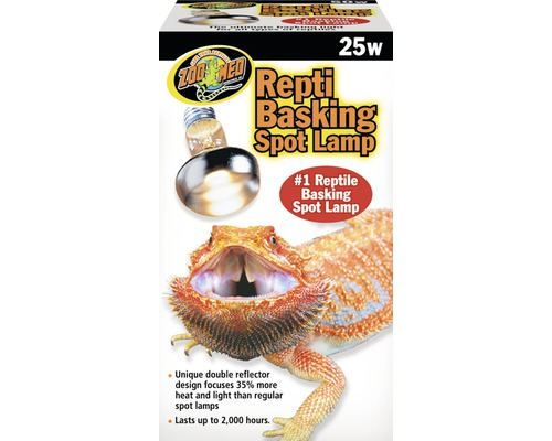 Wärmestrahler ZOO MED Repti Basking Spot Strahler 25 W