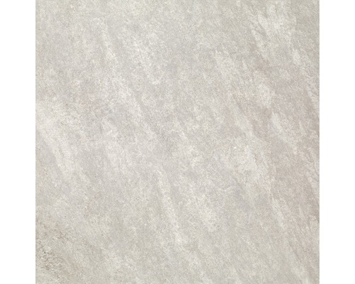Grès cérame fin dalle de terrasse New Scout white 60x60x2 cm rectifié