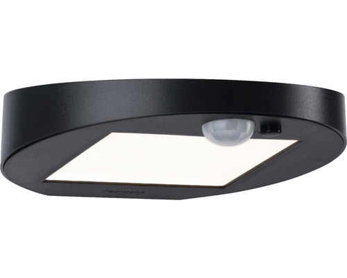 Applique murale Solar à LED IP44 1,2W 100 lm 3000 K blanc chaud Ryse anthracite