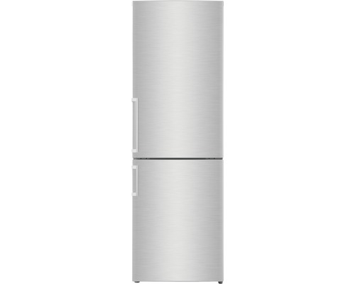 Réfrigérateur-congélateur PKM KG288.4A++N lxhxp 60 x 185 x 60 cm compartiment de réfrigération 198 l compartiment de congélation 89 l