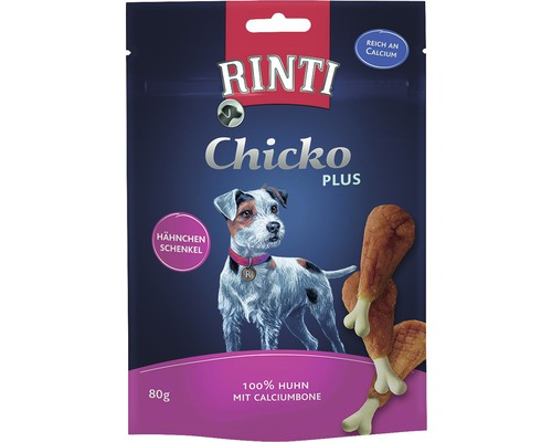 Friandises RINTI Chicko Plus Poulet 80g