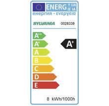 Ampoule flamme LED E14/8W(60W) blanc 806lm 6500K blanc lumière du jour-thumb-1