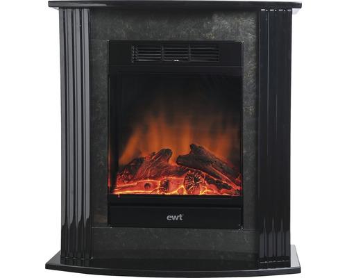 Feu de cheminée électrique Dimplex Mini Mozart black 1500 watts
