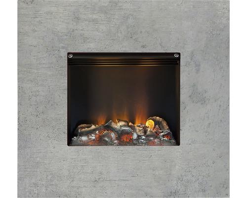 Façade de cheminée Dimplex Nissum S concrete pour feu de cheminée Engine S