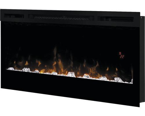 Feu de cheminée électrique Prisma 34 1100 watts