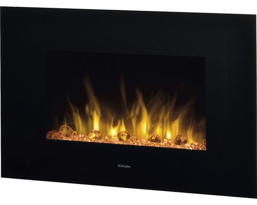 Feu de cheminée électrique Dimplex Toluca de Luxe 2000 watts