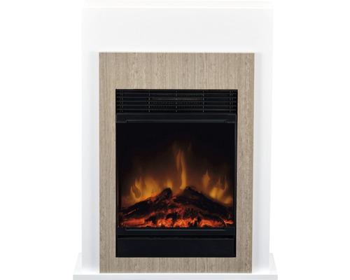 Feu de cheminée électrique Dimplex Bellini concrete 1500 watts