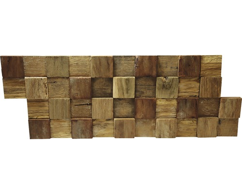 Plaquette de parement en bois Ultrawood Square-0