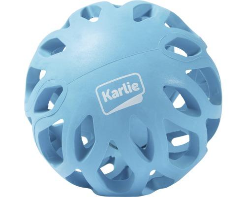 Jouet pour chien Karlie balle Koko 11x11x19,5cm bleu