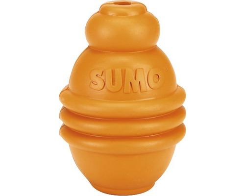 Jouet pour chien Karlie Sumo Play 6x6x8cm orange