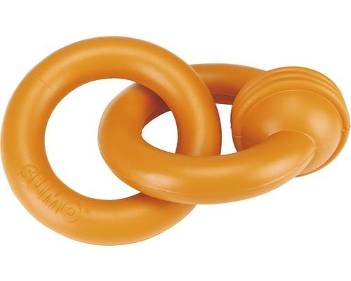 Jouet pour chien Karlie Sumo Team 24x15x7,5cm orange