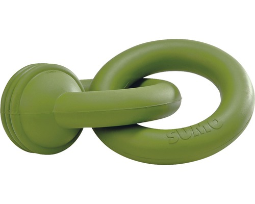 Jouet pour chien Karlie Sumo Team 24x15x7,5cm vert