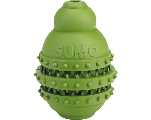 Jouet pour chien Karlie Sumo Play Dental 10x10x15cm vert