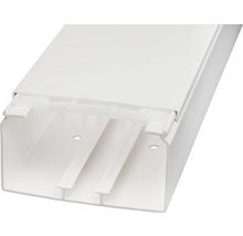 Conduite de câbles l110/h60mm blanc pur 2m-thumb-0