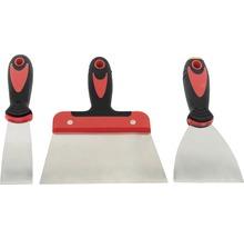 Set de 3spatules avec capuchon-thumb-0