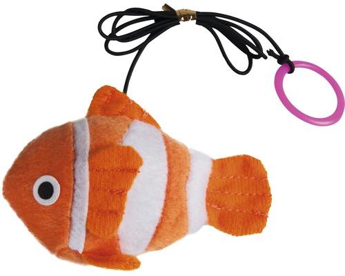 Katzenspielzeug Karlie Fisch Nemo mit Catnip 9 cm
