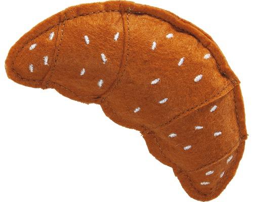 Katzenspielzeug Karlie Textil Croissant 10,5 cm