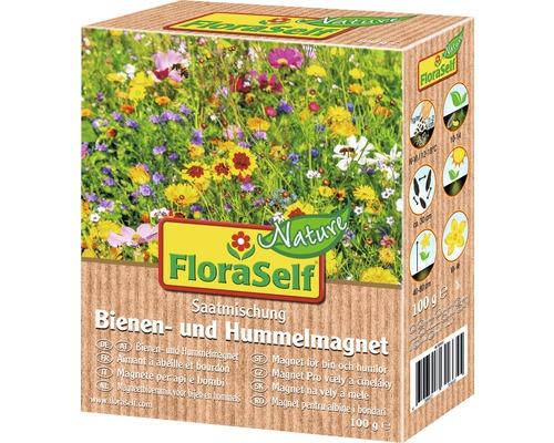 Semences de fleurs de prairie FloraSelf Nature Aimant à abeilles et bourdons env. 100m²