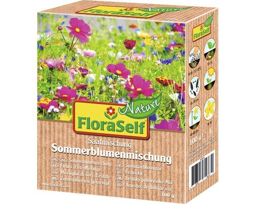 Mélange fleurs d''été FloraSelf Nature env. 100m²