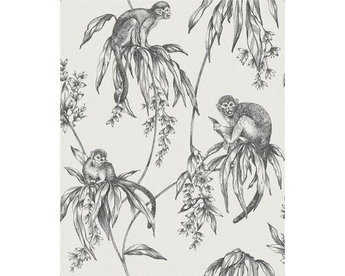 Papier peint intissé 106157 Saimiri singe gris