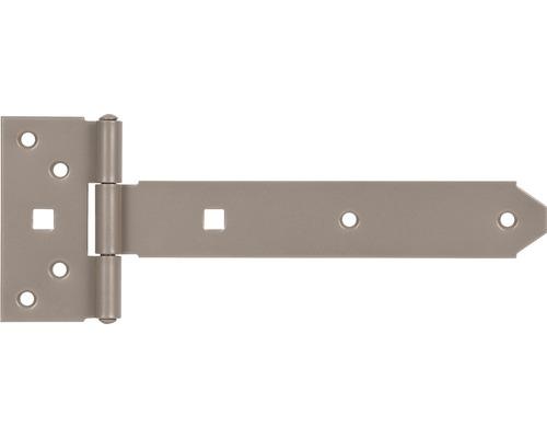 Penture droite Duravis 192x45 mm beige perle-0