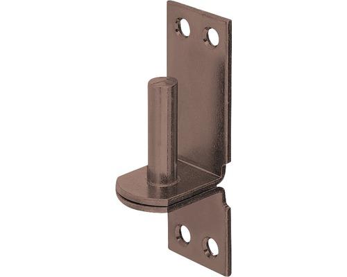 Gond Duravis type D I Ø 16 mm brun rouille-0